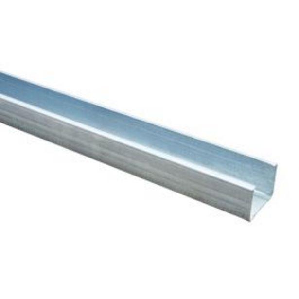 Oferta de Montante Drywall 48mm 3m por R$22,99