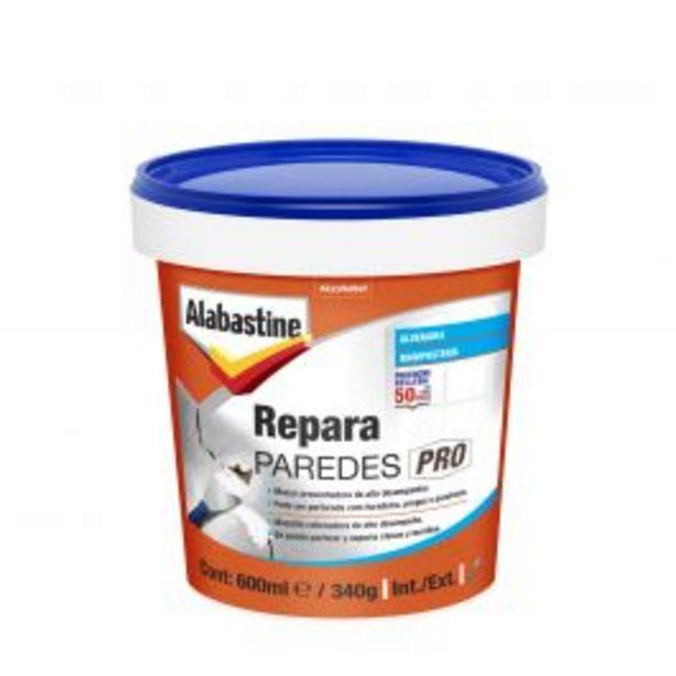 Oferta de Repara Paredes PRO 340g por R$56,46