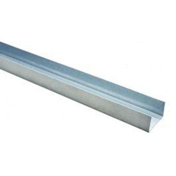 Oferta de Guia Drywall 48mm 3m por R$22,89