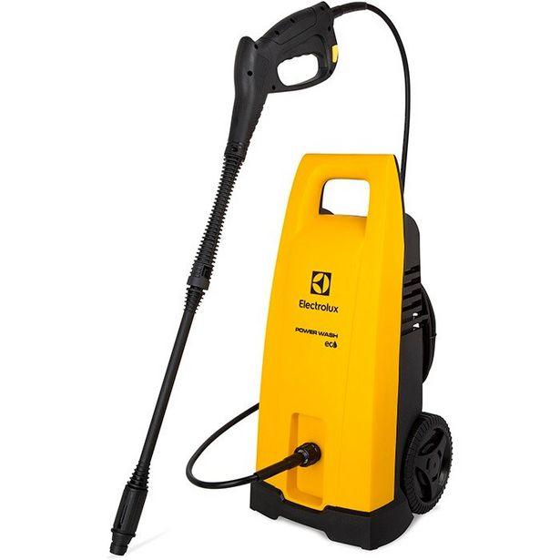 Oferta de Lavadora deAltaPressão Electrolux 1800PSI 1450W 300 L/H (EWS30) por R$417,91