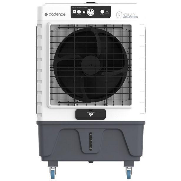 Oferta de Climatizador de Ar Cadence Ultra Space Cli545 45 Litros - Branco por R$1462,91
