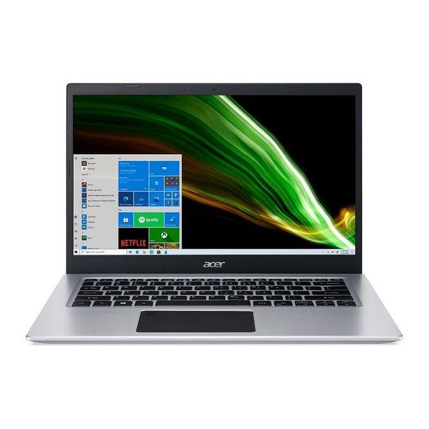 Oferta de Notebook Acer Aspire A514535239 I5 Intel Core I5 256GB SSD Tela 14'' - Prata por R$3989,91