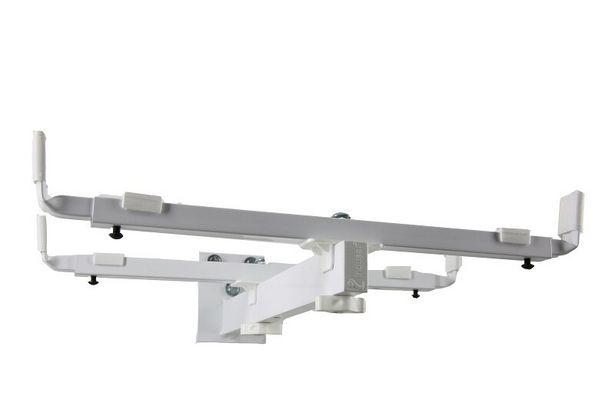 Oferta de Suporte para Micro-ondas Indusat Carga Maxima 50 KG - Branco por R$52,16