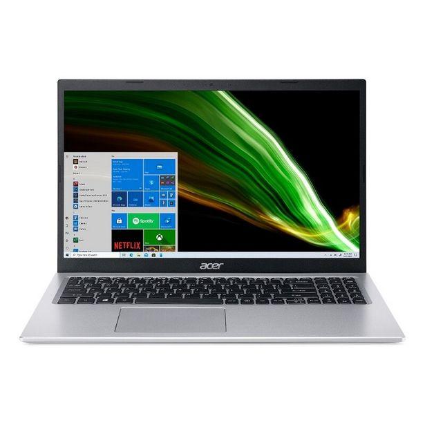 """Oferta de Notebook Acer Aspire 5 A51556327T I3, 256GB SSD, Tela 15,6"""" - Prata por R$3704,91"""