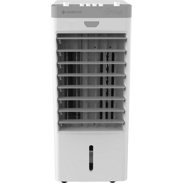 Oferta de Climatizador Cadence CLI306 5,7 Litros Branco por R$455,91