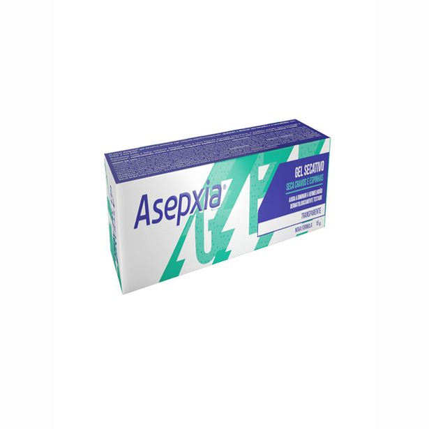 Oferta de Asepxia Gel Secativo 15g por R$28,53