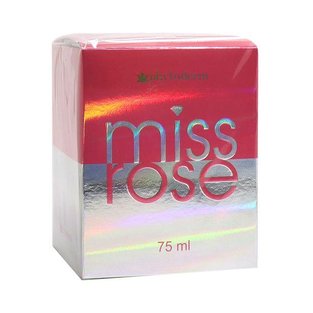 Oferta de Colônia Phytoderm Feminina Miss Rose de 75ml por R$52,08