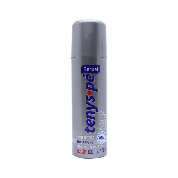 Oferta de Tenys Pé Baruel Aerosol Antisséptico sem Perfume de 150ml por R$15,3