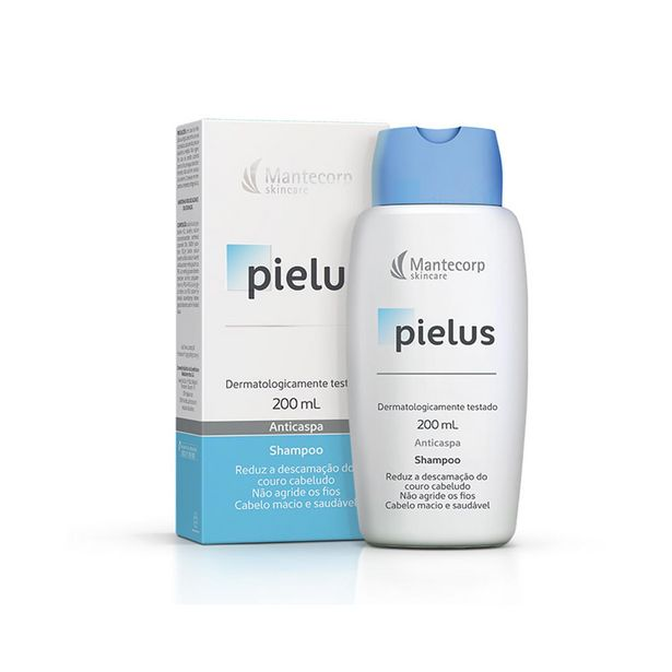 Oferta de Shampoo Anticaspa Pielus Di 200ml por R$112,44