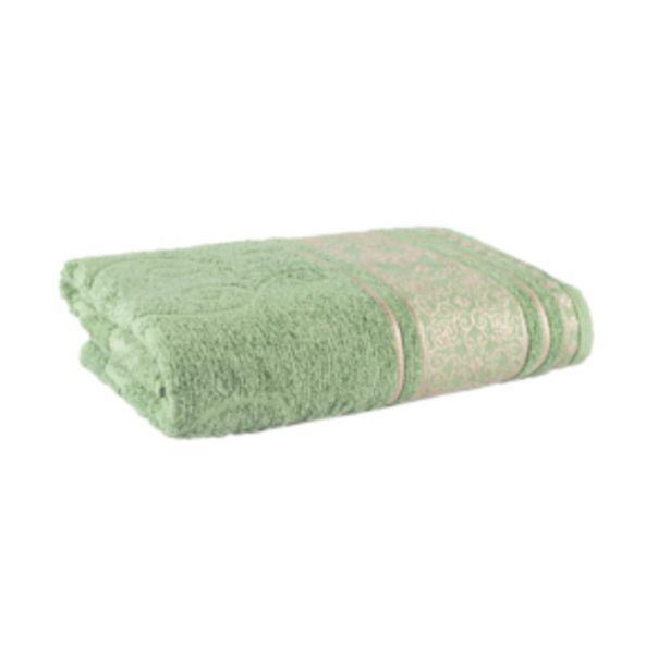 Oferta de Toalha de Banho Fio Penteado Império Marselha Verde Chá V... por R$17,95