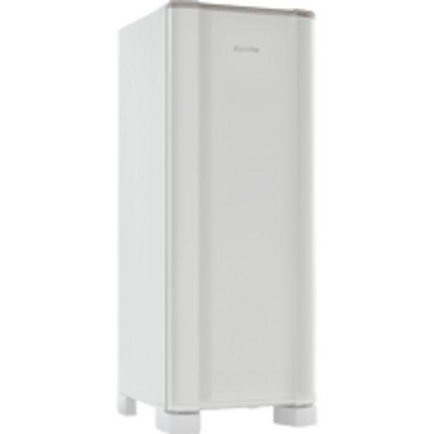Oferta de Geladeira / Refrigerador Esmaltec, Classe A de Energia, 245L, Branca - ROC31 por R$1499