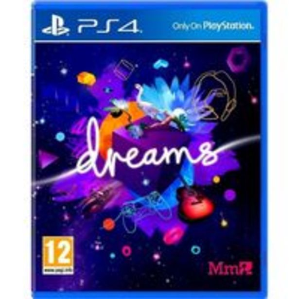 Oferta de Dreams - PS4 por R$180,7