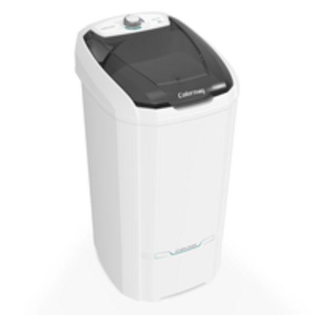 Oferta de Tanquinho Colormaq 10kg, Desligamento Automático, Branco - LCS10 por R$419