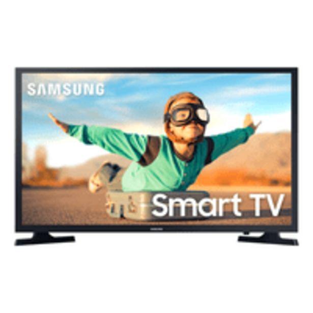 Oferta de Samsung Smart TV LED, Tizen, HD T4300 32'' 2020, HDR -  UN32T4300AGXZD por R$1539,73