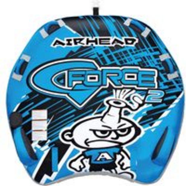 Oferta de Airhead GForce Towable Tube for Boating with 14 Rider por R$2746,3