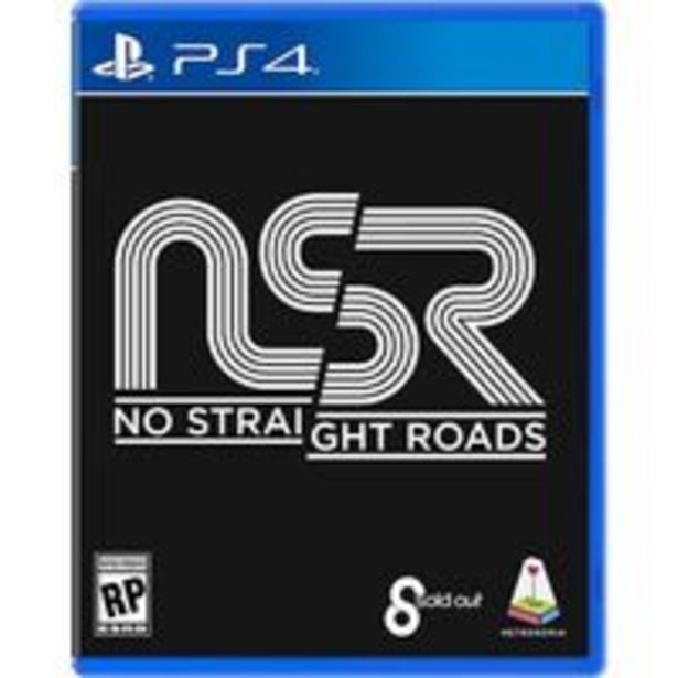 Oferta de Jogo para playstation No Straight Roads Standard Edition - PlayStation 4, PlayStation 5 por R$578