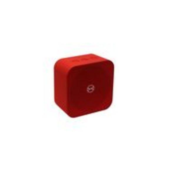 Oferta de Caixa De Som Xtrax Pocket Vermelha por R$159,9