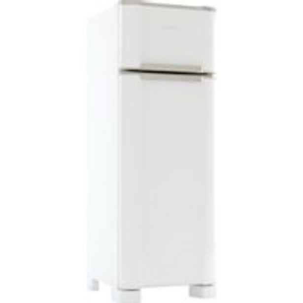 Oferta de Geladeira / Refrigerador Esmaltec Duplex, 276L, Branca - RCD34 por R$1649