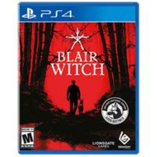 Oferta de Blair Witch - Xbox One por R$525