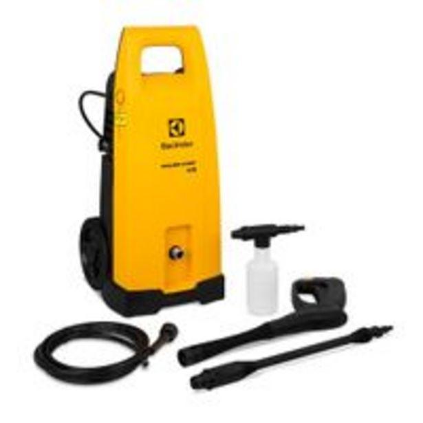 Oferta de Lavadora De Alta Pressão Power wash Eco EWS30, 1800psi - Electrolux por R$519