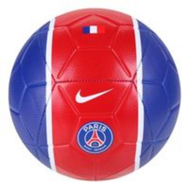 Oferta de Bola de Futebol Campo Nike PSG Strike CQ8043-410 por R$163,32