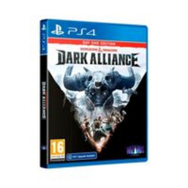 Oferta de Dungeons & Dragons: Dark Alliance - PS4 por R$282,98