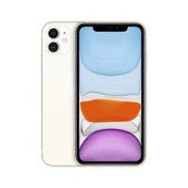 Oferta de IPhone 11 64GB - Branco por R$4359