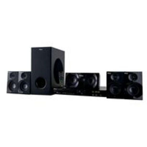 Oferta de Home Theater DVD Karaoke Philco PHT690 por R$799,9