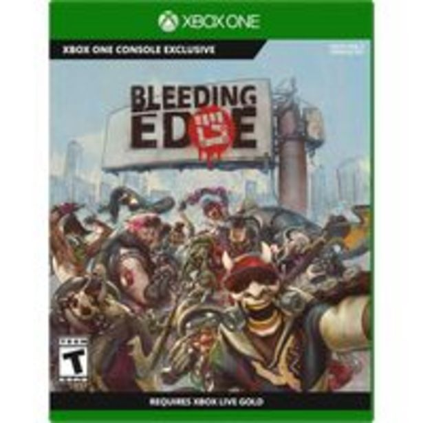 Oferta de Bleeding Edge Standard Edition - Xbox One por R$525