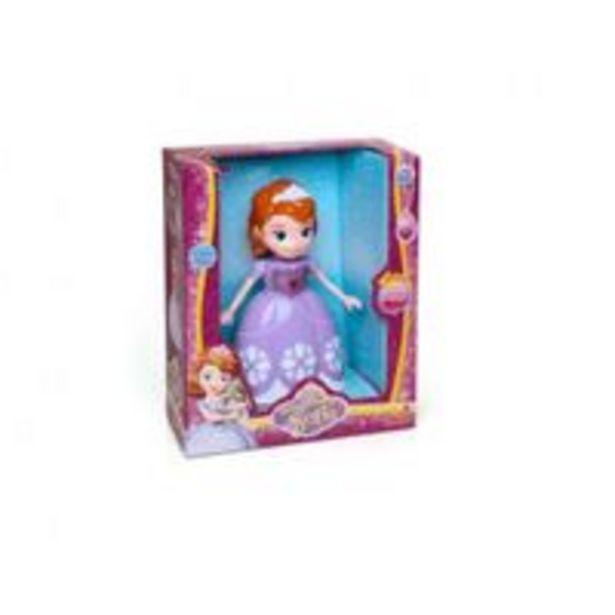 Oferta de Boneca Princesinha Sofia Frases - Elka por R$84,9