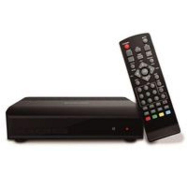 Oferta de Conversor Digital para Tv Multilaser por R$159,99