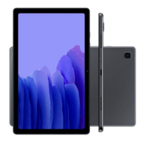 Oferta de Tablet Samsung Galaxy Tab A7 10,4'', Octa Core, 64GB, Grafite - T500N por R$1479