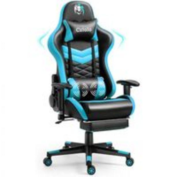 Oferta de Czlolo Cadeira de Escritório Gamer Reclinável e Ergonômica co por R$6260,87