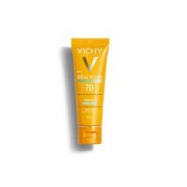Oferta de Ideal soleil purify fps 70 - 40g por R$99,9