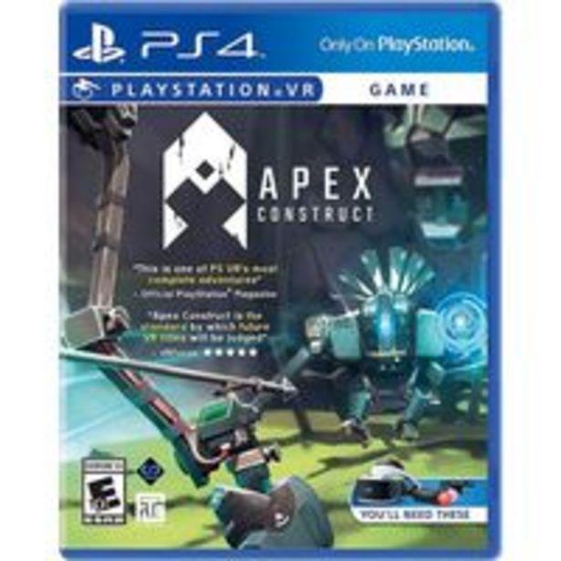 Oferta de Jogo para playstation Apex Construct Standard Edition - PlayStation 4, PlayStation 5 por R$321