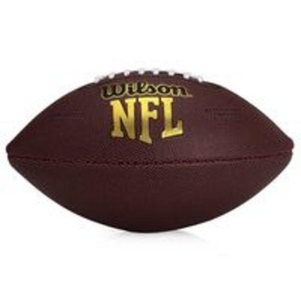 Oferta de Bola de Futebol Americano Wilson NFL Force Jr WTF1443X por R$120,05