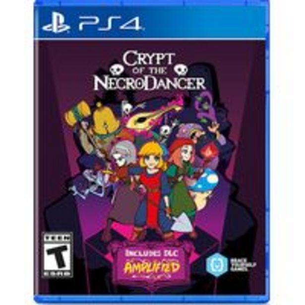 Oferta de Jogo para playstation Crypt of the NecroDancer - PlayStation 4 por R$543