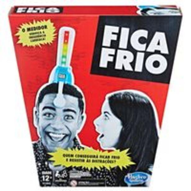 Oferta de Jogo Fica Frio - Hasbro por R$149,9