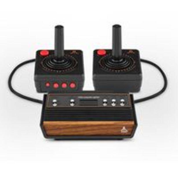 Oferta de Console Atari Flashback X TecToy com 110 Jogos e 2 Joysticks por R$699,9