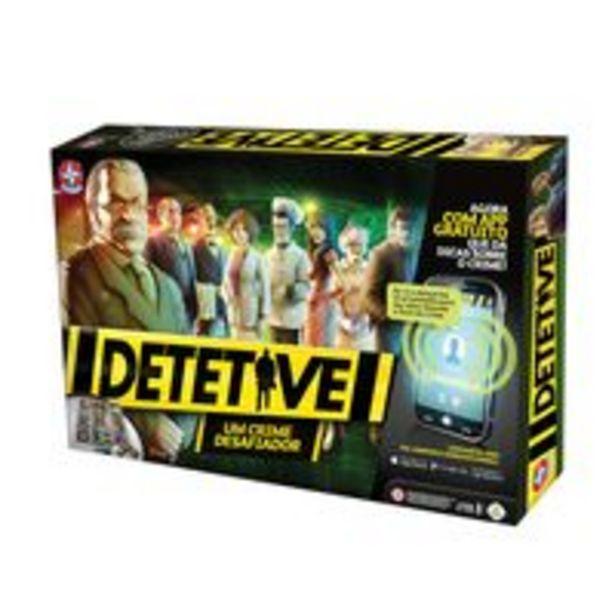 Oferta de Jogo Detetive Com Aplicativo - Estrela por R$99,9