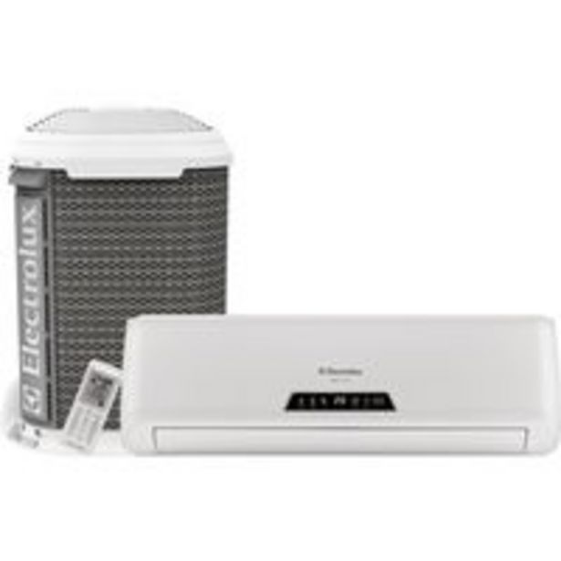 Oferta de Ar Condicionado Split Electrolux Frio, 9000 BTUS, 220V - VI09F / VE09F por R$1549
