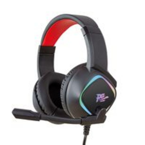 Oferta de Headset Gamer Philco PHS750 Retroiluminação RGB por R$179,9