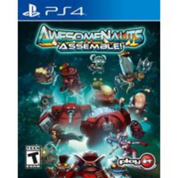 Oferta de Jogo para playstation Awesomenauts Assemble - PlayStation 4, PlayStation 5 por R$426