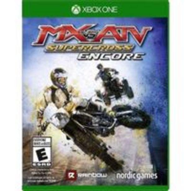 Oferta de MX vs ATV Supercross Encore - Xbox One por R$409