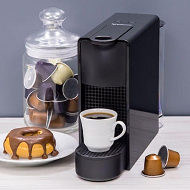 Oferta de Cafeteira Nespresso Essenza Mini Preta por R$389