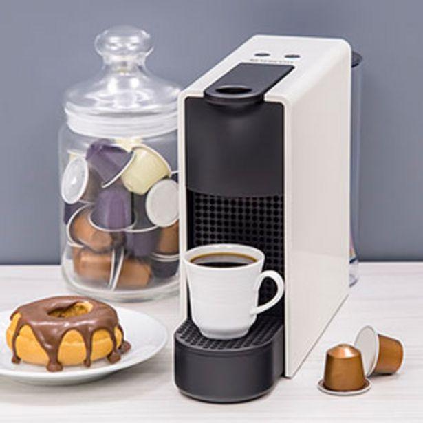 Oferta de Cafeteira Nespresso Essenza Mini Branca por R$399