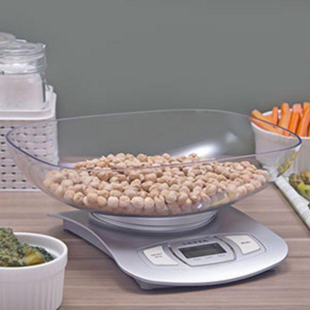 Oferta de Balança de Cozinha Digital Gourmet 5kg Prata - Vetta por R$199,9