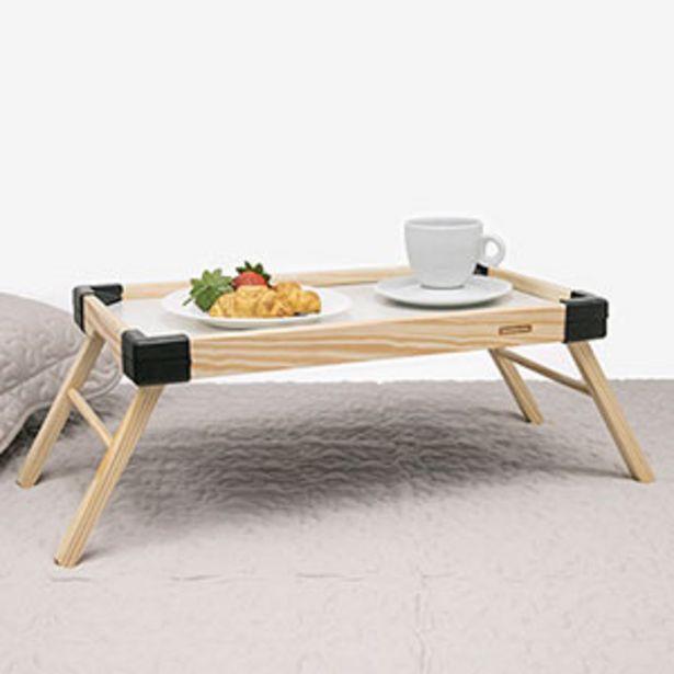 Oferta de Bandeja de Café da Manhã Small 45x27x47cm - Tramontina por R$24,9