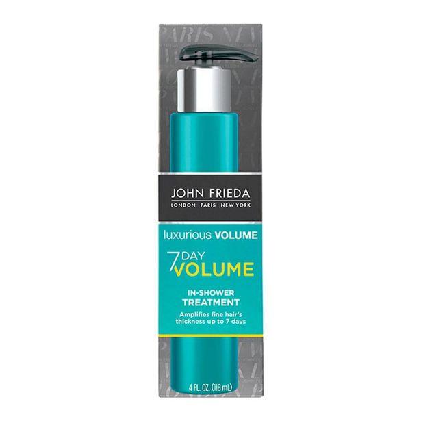 Oferta de JOHN FRIEDA John Frieda Luxurious Volume 7 Day Volume In-Shower Treatment por R$124