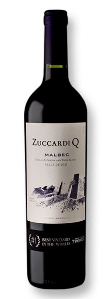 Oferta de Zuccardi Q Malbec 2018 750 ML por R$221,9
